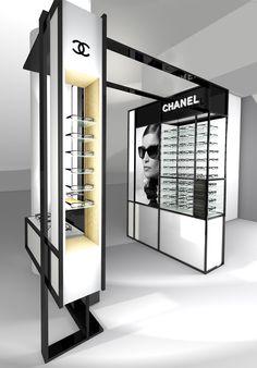 retail design eyewear display fixtures - Google Search