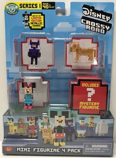 We always have the hottest Vintage Toys at The Angry Spider.  Now available: TAS038783 - 2016 ...  Check it out here: http://theangryspider.com/products/tas038783-2016-moose-toys-disney-crossy-road-hiro-mini-simba?utm_campaign=social_autopilot&utm_source=pin&utm_medium=pin