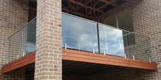 What are the advantages of frameless glass balcony systems? In general, balustrades have two main functions: protective and decorative. Glass Balcony Railing, Glass Pool Fencing, Pool Fence, Frameless Glass Balustrade, Custom Shower, Balcony Design, Glass Shower, Window Sill, Facade