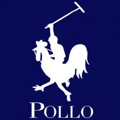 "Not POLO but ""POLLO"" (Chicken in Spanish) Funny T-SHIRT only $18 at http://www.DonkeyTees.com. Get 15% off by using code: PINNING"
