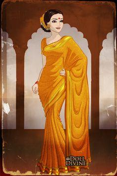 SHAKUNTALA ANANTHABHADHRAM doll divine