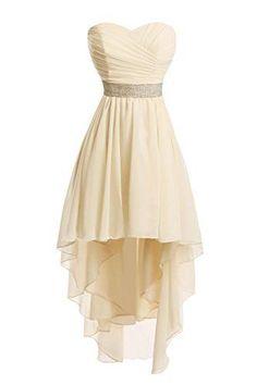ed12a33c33f4 Women High Low Lace Up Prom Party Homecoming Dresses PH239. Vestiti Alto  BassoAbiti Per ...