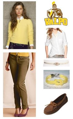 How to Dress for: Valparaiso... I could use a million of these ideas for fairs