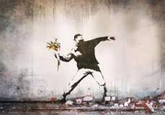 Banksy in mostra a Roma a Palazzo Cipolla - Guerra, Capitalismo & Libertà - dal 24 maggio al 4 settembre 2016