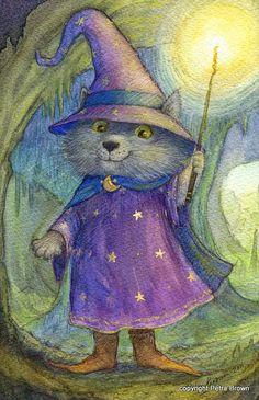 Petra Brown Gallery 2 - Petra Brown, Children's Book Illustrator