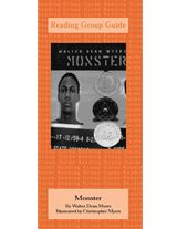 Reader's Guide to Monster by Walter Dean Myers (7th - 12th Grade) - TeacherVision.com