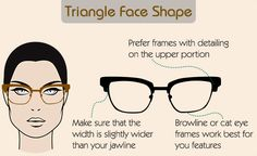 4b2a4397dcff A Visual Guide to Choose Eyeglass Frames for Your Face Shape