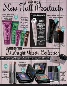 Fall Products!!!