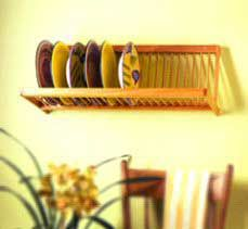 Oak Plate Rack Able Plan Racks Perfect Place And Woodworking