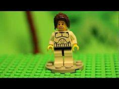 Hunger Games Lego Trailer