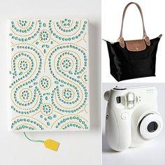 """Useful Graduation Gifts"" from savvysugar.com - they actually do seem like good ideas!"