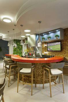 Fotos de Varandas, alpendres e terraços Moderno: Casa Orquídea