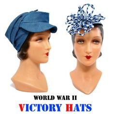 Victory Hats 1940er Jahre (WH4006)