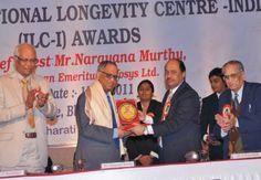 BHARATI VIDYAPEETH & ILC AWARD CEREMONY by Hon'ble Shri. Narayan Murthy Executive Chairman, Infosys Ltd. #MukundSarda #MukundSardaNews #MukundSardaPune #ukundSardaWiki