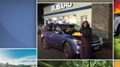 Dear Naomi Coleman   A heartfelt thank you for the purchase of your new Subaru from all of us at Premier Subaru.   We're proud to have you as part of the Subaru Family.