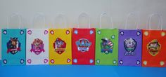 Hey, I found this really awesome Etsy listing at https://www.etsy.com/listing/400965673/printable-paw-patrol-party-favor-bags