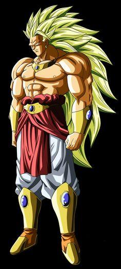 Legendary Super Saiyan 3 Broly