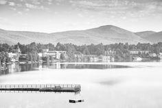 Mirror Lake - Lake Placid, NY http://www.stustustudio.com/ https://www.facebook.com/sssartphotography