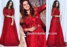 Bhavana Label M Jacket Lehenga Blue Ball Gowns, Red Gowns, Jacket Lehenga, Long Gown Dress, India Fashion, Trendy Fashion, Indian Ethnic Wear, Bridal Outfits, Saree Blouse Designs