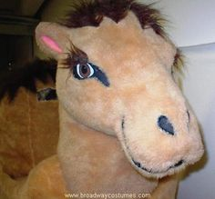 Animal Costume to Rent: Two-person Dromedary Camel.