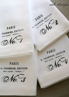 french bistro cloth dinner napkins