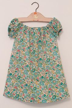 Found, now home: Sweet Liberty dress