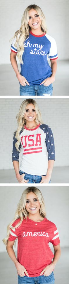 Mindy Mae's Market Fourth of July Collection - cutest tees for July 4th!