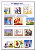Mafalda describe su familia.A continuacion un ejercicio refuerza el vocabulario para aprender adjectivos de descripcion fisica y de la personalidad. - Trabajos ELE