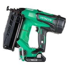 NEW TOOL ALERT!! Hitachi just announced 3 new brushless nailers.....18ga Brad, 16ga Finish, & 15ga Finish  FULL VIDEO REVIEW coming soon to our YouTube channel   #hitachi #hitachitools #hitachibrushless #hitachipowertools #brushless #cordless #finishnai