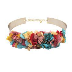 Cinturones de flores, Cinturón de flores personalizado, Cinturón de flores a medida