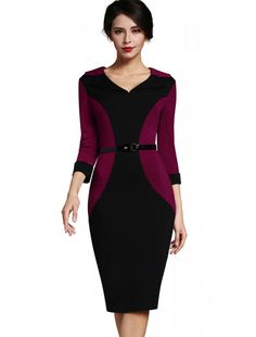 6b9026f00e 49 Best HOMEYEE images in 2017 | Dresses for work, Pencil Dress, Dresses