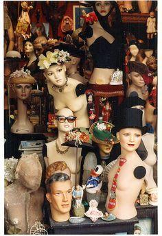 Paris 1993 by Ólöf S