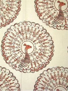 1000 Images About Bird Fabric On Pinterest The Roll