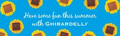 Mouthwatering Ghirardelli website. Extreme yumminess.