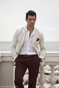 David Gandy Tumblr - Thanks to @VictorWagner for sending these HQ pics of @DGandyOfficial by @YuriSardenberg for @DolceGabbana