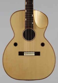 """Thierry André """"Oudtar"""" sitka spruce model 2013 – 3 of 3"""