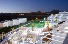 Chill out del Hotel Sentido Lanzarote Aequora Suites
