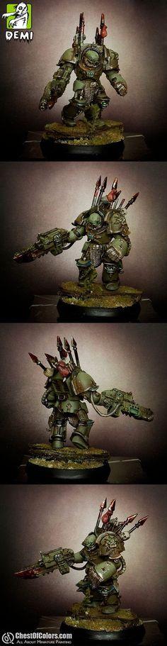Death Guard terminator [GW]