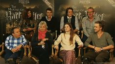 Photo of Tom and Bonnie for fans of Tom Felton & Bonnie Wright.