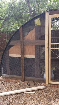 What should I do with that old trampoline? - BackYard Chickens Community
