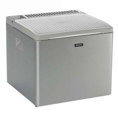 Dometic CombiCool RC 1200 EGP - lautlose Absorber-Kühlbox für Auto, Steckdose und Gas-Anschluss (50 mbar) - Mini-Kühlschrank für Camping und Schlaf-Räume, 40 Liter