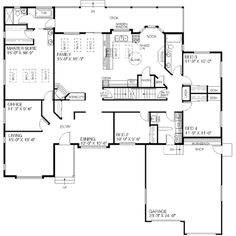 Unique Open Floor Ranch House Plans further 549650329512016973 in addition Floor Plans additionally AD2 08 in addition Jackson II. on single level house plans with open floor plan