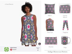 New Items from my EllieMAC Moroccan Boho Chic Collection now availible at ‪#‎RedBubble‬ and ‪#‎Society6‬ Clothing avialible at Redbubble and homegoods at Society6 Visit my online store for links to these retailers http://www.elliemac.us.com/shop.html ‪#‎ellieMACDesigns‬ ‪#‎moroccan‬ ellieMAC designs LLC