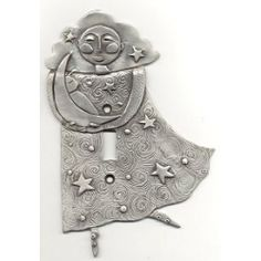 Lullaby switchplate