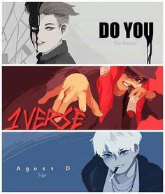 Do You - RapMon 1 Verse - J-Hope Agust D - Suga