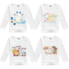 Cheap t-shirts for girls, Buy Quality minions t-shirt directly from China t shirt minions Suppliers: girls t shirt children's clothes long sleeve t-shirts for girls boys tops kids t-shirt children baby boy girl clothes t shirts Minion Outfit, Kids Shoes Online, Baby Kids, Baby Boy, Cartoon T Shirts, Shirts For Girls, Size Clothing, Kids Outfits, Graphic Sweatshirt