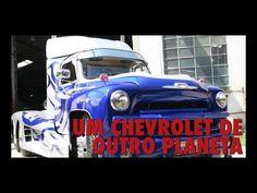 Um Chevrolet Brasil de outro planeta