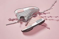 Offspring x adidas NMD_R1 Pink Grey