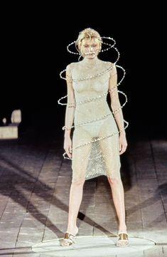 Shirley Mallmann, Alexander McQueen Spring 1999 Ready-to-Wear Collection Photos - Vogue