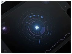 UI Animations on Behance